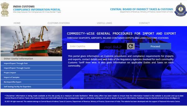 CBIC launches Compliance Information Portal (CIP)