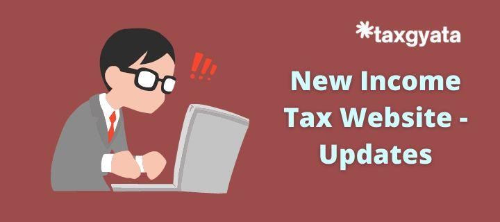 Finance Ministry issues stats of new Income Tax website