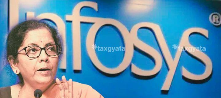 FM to Infosys: Issues on the Income Tax website should be resolved by 15th September 2021