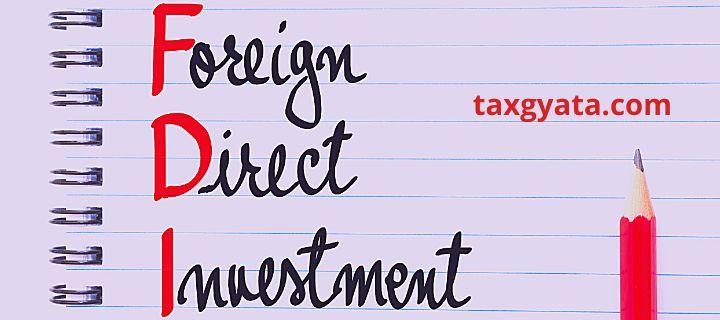 Trends showing India as a preferred investment destination amongst global investors